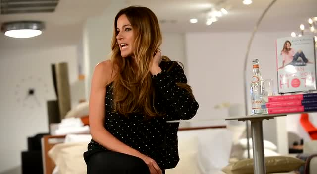 Kelly Bensimon Talks Carbs And Exercise At Book Signing Part 1
