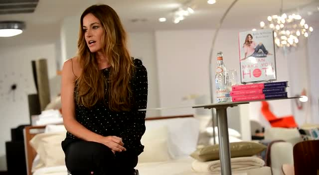 Kelly Bensimon Talks About Her Modelling Career At Book Signing Part 2