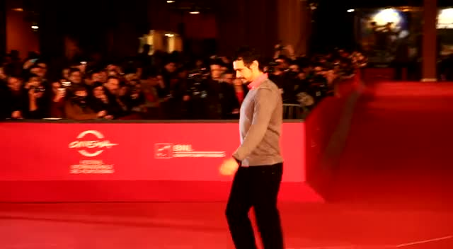 James Franco Snapped On Red Carpet Arriving For 'Tar' Premiere