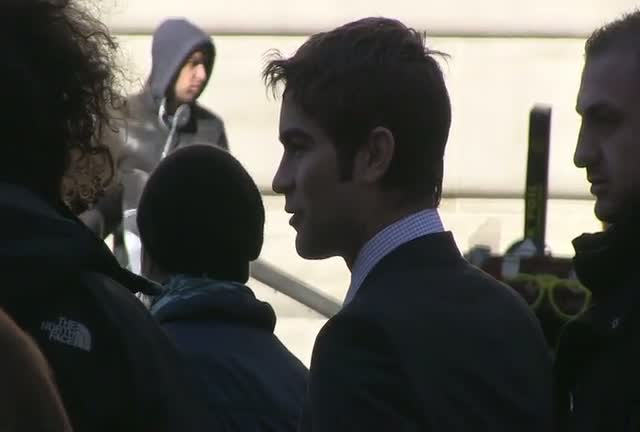 A Sneak Peak At The 'Gossip Girl' Set With All The Main Cast