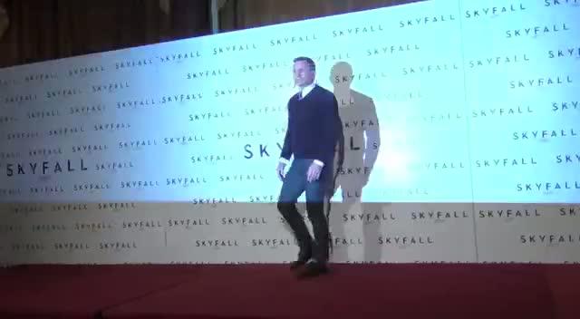 Daniel Craig, Naomie Harris, Sam Mendes And Barbara Broccoli At 'Skyfall' Photocall In Rome