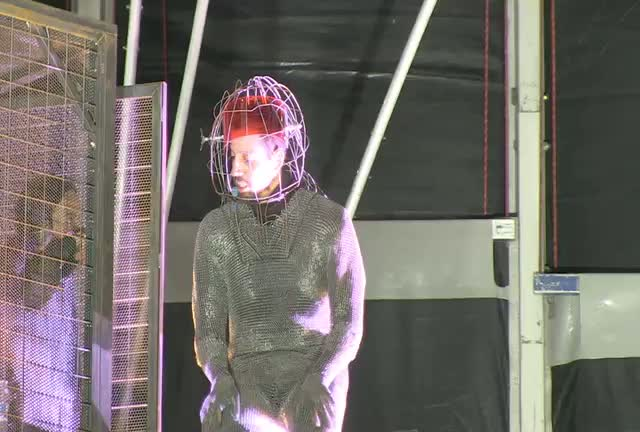 David Blaine Is Suited Up For 'Electrified'
