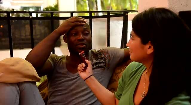 Jimmy Jean Louis Is An 'Ambassador For Haiti'