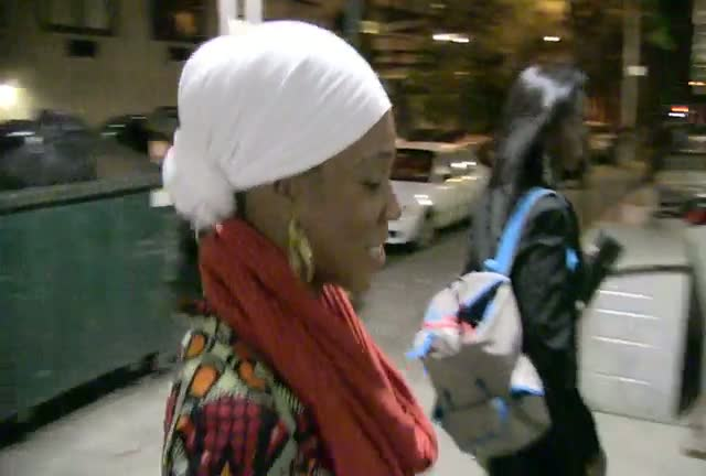 Natasha Lyonne, India Arie And Nicole Ari Parker Snapped At Quiet Entrance To GEMS Benefit Gala