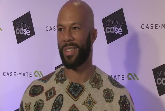Common And Fergie Are Snapped On The Red Carpet At The Showcase Case Mate Launch