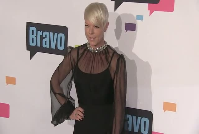 Bravo's Tabatha Coffey, NeNe Leakes And Tom Colicchio Arrive At Network Event NYC - Part 2