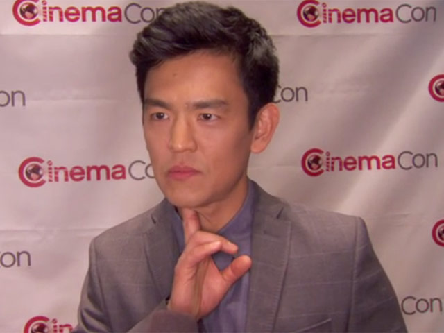 John Cho Says Both Actors And Characters Grew Closer In 'Star Trek Into Darkness' At CinemaCon