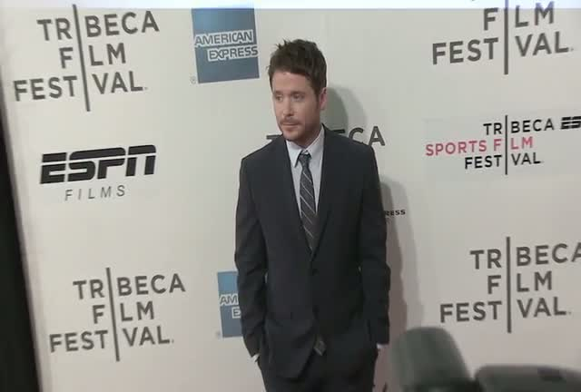 Kevin Connolly And Robert De Niro Appear At Tribeca's 'Big Shot' Premiere