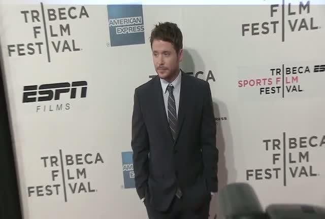 Kevin Connolly And Robert De Niro Appear At Tribeca's 'Big Shot' Premiere