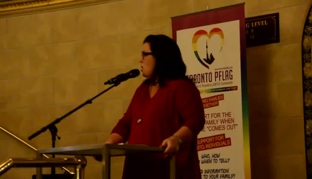 Rosie O'donnell Jokes About Canada, Her Gay Brother And Her Love Of Pflag At The Toronto Ally Awards