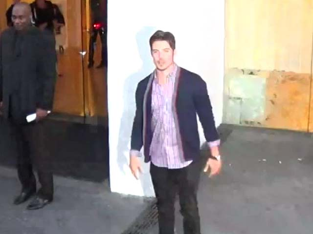 Josh Henderson Arrives at 13th Annual InStyle Summer Soiree At The Mondrian Hotel - Part Six