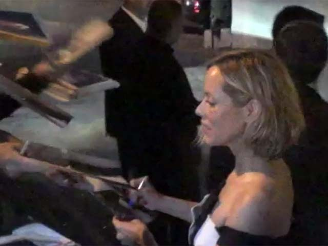 Maria Bello Arrives at 13th Annual InStyle Summer Soiree At The Mondrian Hotel - Part Nine