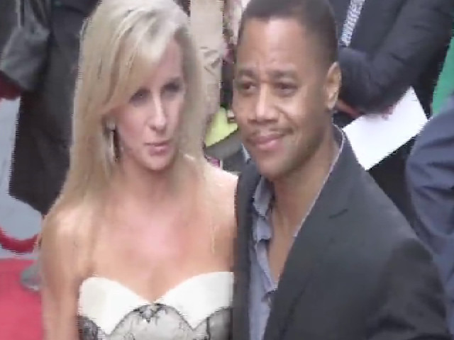Cuba Gooding Jr. Arrives At The Premiere For 'The Butler' In New York - Part 3