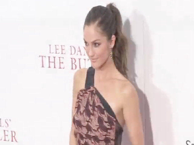 Minka Kelly And Fantasia Turn Heads With 'The Butler' Premiere Red Carpet Looks  - Part 4