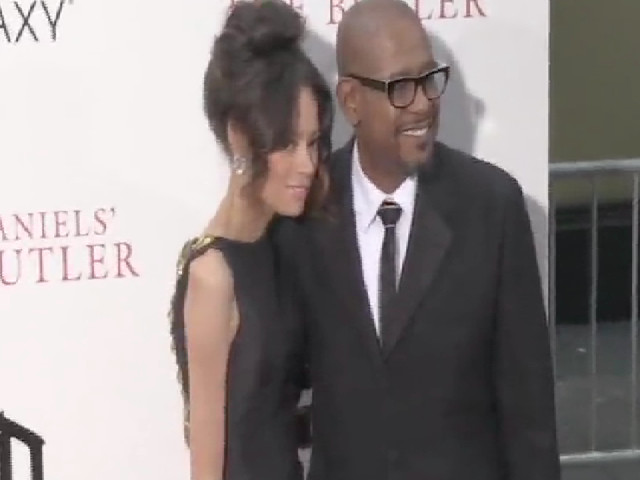 Forest Whitaker And Jane Fonda Make Star Entrances At 'The Butler' NY Premiere - Part 5