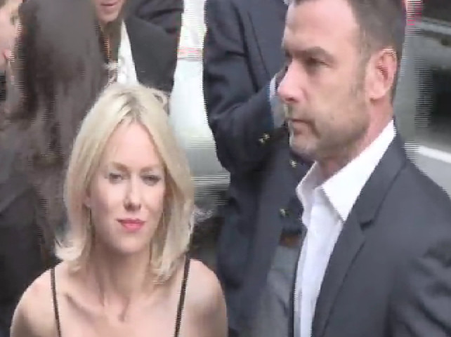 Liev Schreiber And Naomi Watts Snapped On The Red Carpet At 'The Butler' Premiere - Part 6