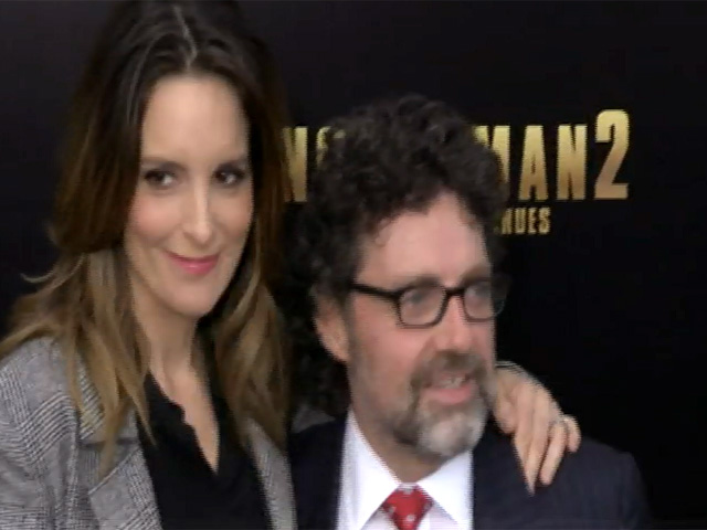 New Cast Additions Amy Poehler And Tina Fey At 'Anchorman 2' NY Premiere - Part 4