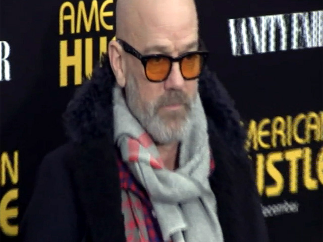 Rockers Chris Cornell And Michael Stipe Show Support At 'American Hustle' NY Premiere - Part 3