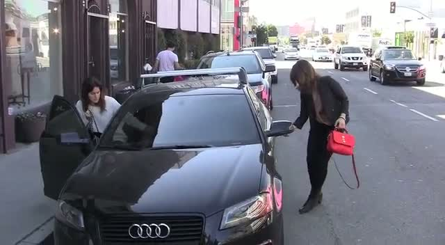 Sophia Bush Is Spotted On A Shopping Trip With A Friend In Beverly Hills