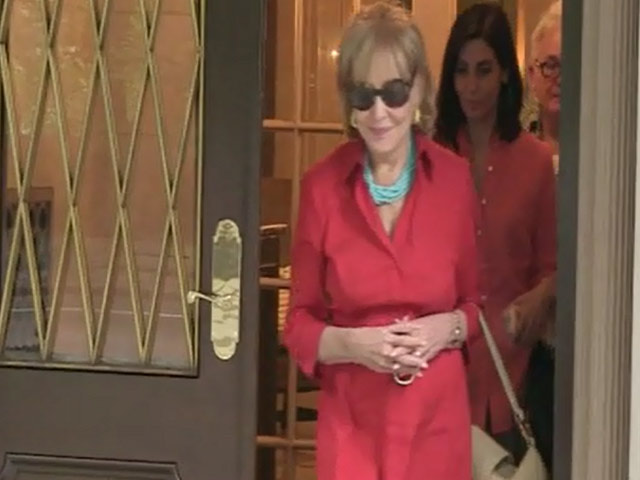 Barbara Walters Suggests Paparazzo Could Replace Elizabeth Hasselbeck On 'The View'