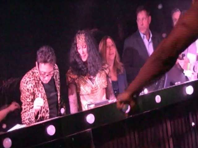 Cher Plays Her Song 'Woman's World' Before Leaving The Marquee club - Part 2