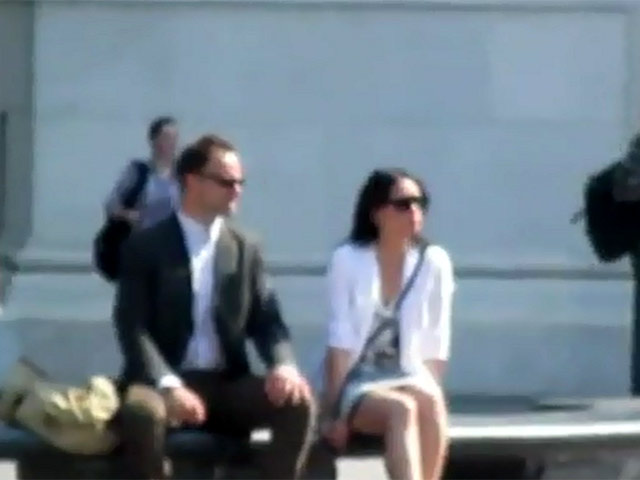 First Glimpse Of Lucy Liu And Jonny Lee Miller In Second Series Of 'Elementary'