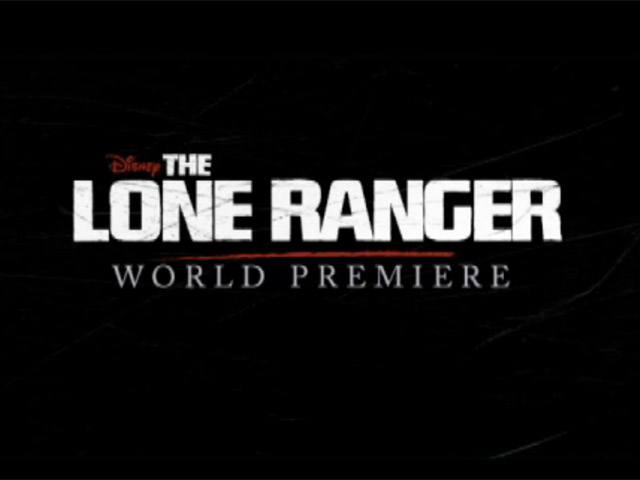 Johnny Depp And Armie Hammer Reminisce In A Featurette Of 'The Lone Ranger' World Premiere
