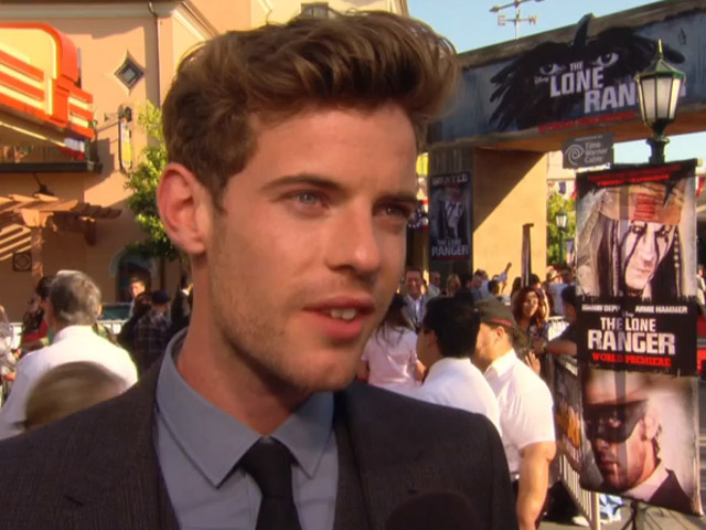 Harry Treadaway Thinks Over The Lifetime Of 'The Lone Ranger' Franchise At The Re-Makes World Premiere