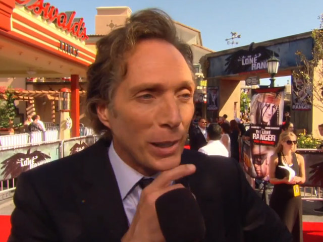 William Fichtner Dubs 'The Lone Ranger' 'As Good As It Gets' At World Premiere