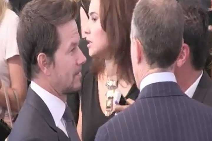Mark Wahlberg And Denzel Washington Spotted At '2 Guns' World Premiere - Part 1