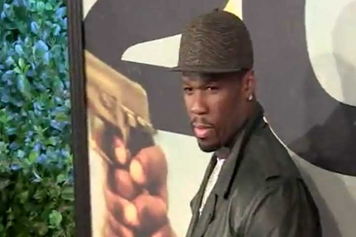 Robin Thicke And 50 Cent Join In Celebrations At '2 Guns' World Premiere - Part 3
