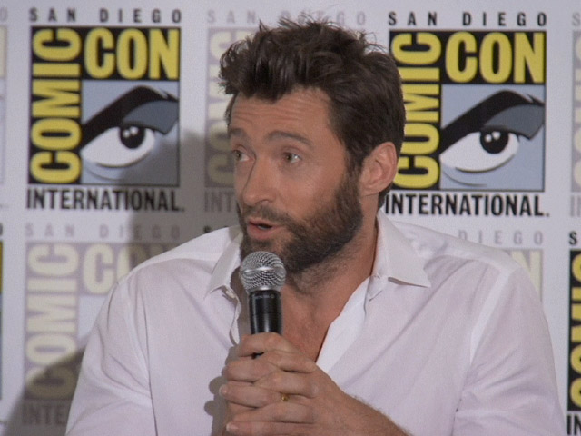 Hugh Jackman And James Mangold Discuss 'The Wolverine' At Comic-Con - Part 1