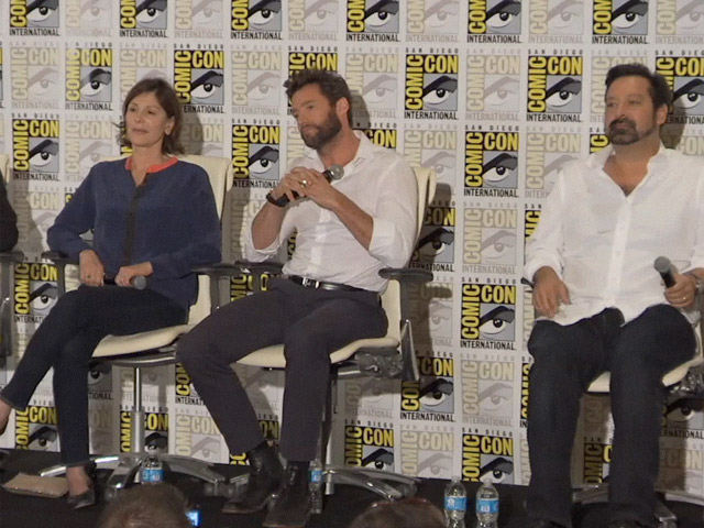 'The Wolverine' Producers Lauren Shuler Donner And Hutch Parker Talk Authors And Global Interest At Comic-Con - Part 2