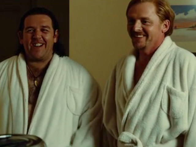 'The World's End' Cast And Crew Praise Simon Pegg And Nick Frost On Their Humour And Friendship