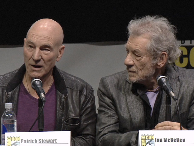 Patrick Stewart And Halle Berry Speak Up About Their Work And Characters In 'X-Men: Days of Future Past' - Part 2