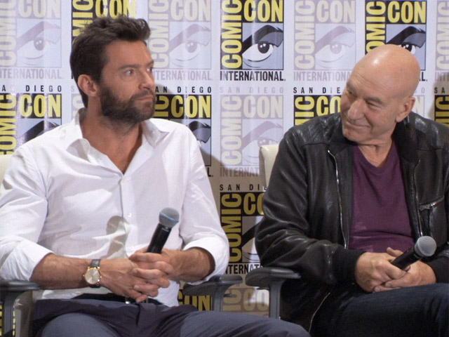 Ian McKellen And Patrick Stewart Get Sentimental During 'X-Men: Days of Future Past' Comic-Con Q&A - Part 1