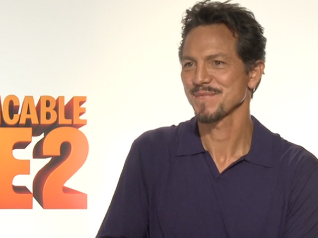 Benjamin Bratt Says He's A 'Cool Dad' In Interview After Playing Eduardo In 'Despicable Me 2'