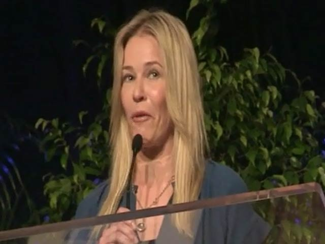 Chelsea Handler Talks About Her New Book 'Uganda Be Kidding Me' At BEA Live