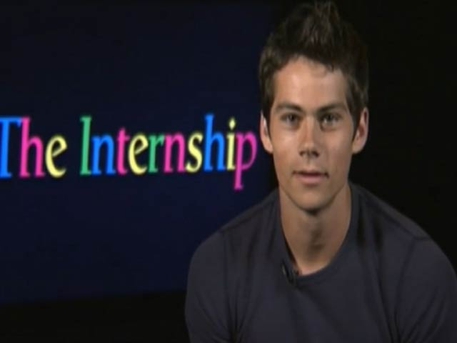 Dylan O'Brien Talks Google T-Shirts And His Upcoming Projects In 'The Internship' Interview