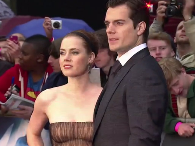 The Cast And Crew Of 'Man Of Steel' Are Interviewed At The UK Premiere By Alex Zane