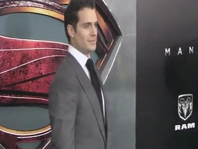 Henry Cavill And Kevin Costner Shine At 'Man Of Steel' World Premiere - Part 4