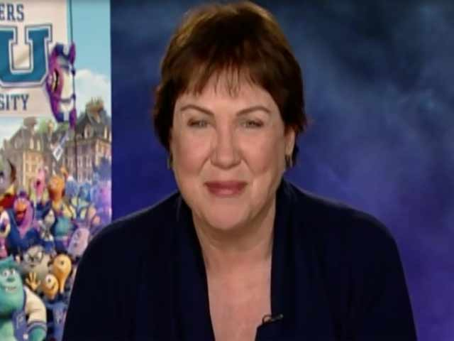 'Monsters University' Actress Julia Sweeney On Voice Acting, The Movie Message And Cancer In NY Interview