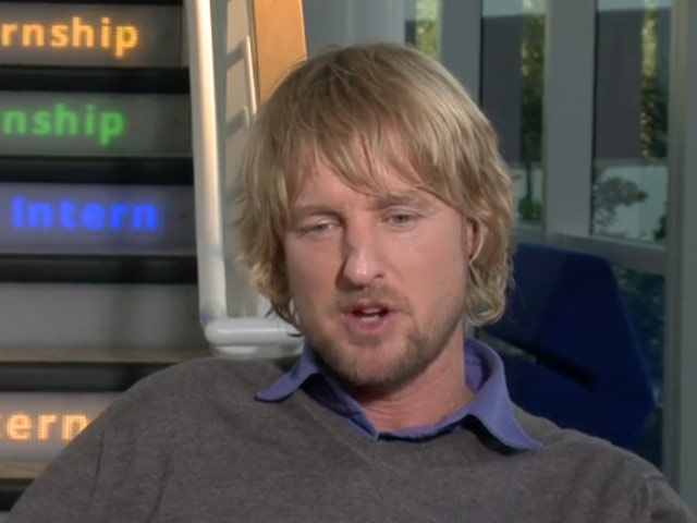Owen Wilson And Vince Vaughn Talk Google Paradise And The Realities Of Their New Movie 'The Internship' In An Interview