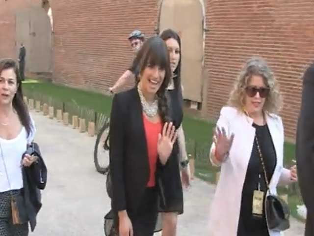 Lea Michele And Lauren Bush At Target FEED Collaboration Launch - Part 1