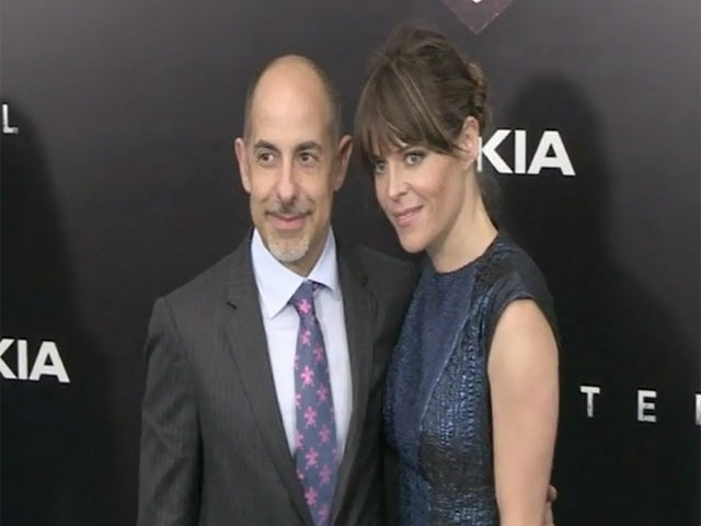 Writer David S. Goyer And Amy Adams Are Seen Turning Up At The 'Man of Steel' Premiere - Part 2