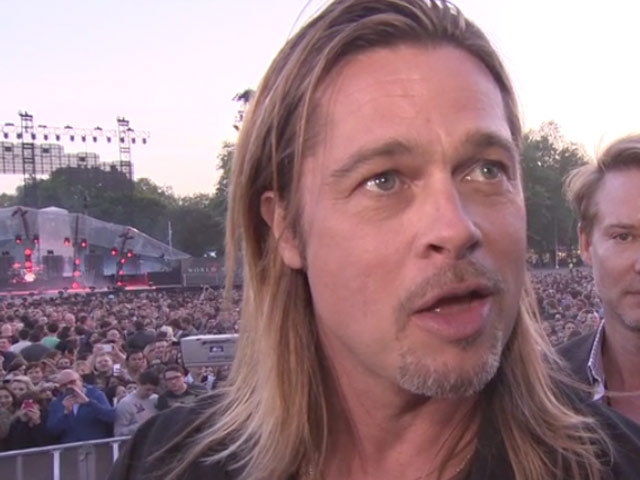 Brad Pitt Talks In Depth About Muse And Their Contribution To The 'World War Z' Soundtrack