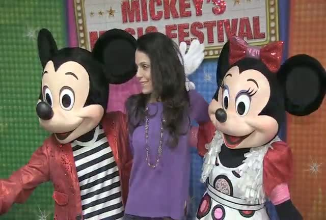 Bethenny Frankel Talks About Her Love For Disney At Mickey's Music Festival