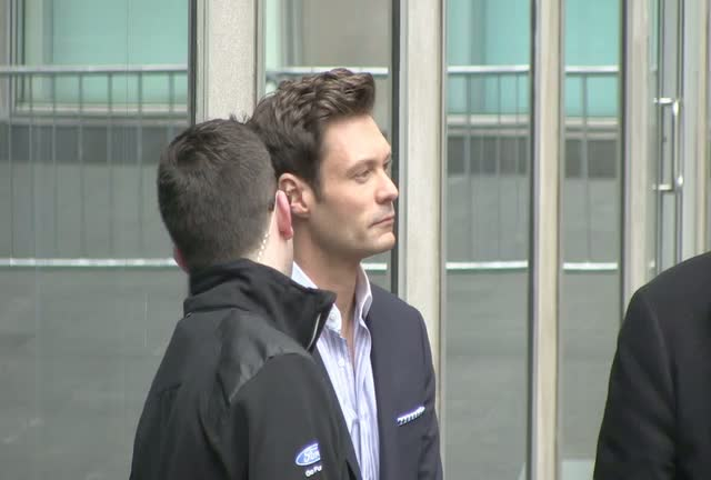 Ryan Seacrest Talks About American Idol's 'Idol Across America' Microphone Relay At A NY Press Conference