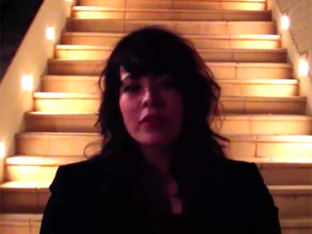 Alex Hepburn Reveals The Meaning Of Her Song 'Under' In A Video Interview
