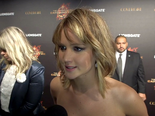Jennifer Lawrence Says The Hunger Games:...